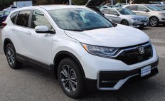 2022 Honda CR-V Hybrid EX
