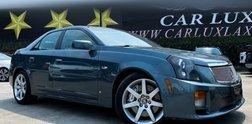 2006 Cadillac CTS-V Base