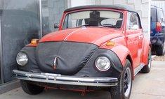 1972 Volkswagen Beetle swag