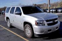 2012 Chevrolet Tahoe Hybrid Base