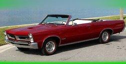 1965 Pontiac Le Mans GTO Tribute