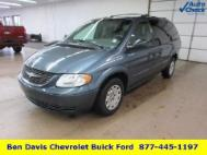 2002 Chrysler Town and Country LX