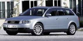 2002 Audi A4 3.0 Avant
