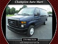 2008 Ford E-Series Wagon E-150 XL