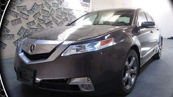 2009 Acura TL Technology
