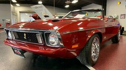 1973 Ford Mustang Convertable