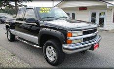 1997 Chevrolet C/K 1500 Ext Cab Sportside 141.5