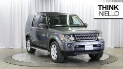 2016 Land Rover LR4 HSE