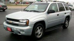 2007 Chevrolet TrailBlazer LS 4WD