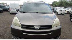 2005 Toyota Sienna LE
