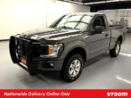 2018 Ford F-150 4x4 XL 2dr Regular Cab 6.5 ft. SB