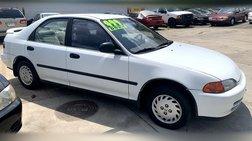 1993 Honda Civic LX