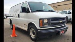 1998 Chevrolet Chevy Cargo Van G2500