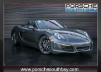 2014 Porsche Boxster Base