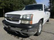 2003 Chevrolet Silverado 1500 LT Extended Cab
