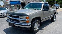 1998 Chevrolet C/K 1500 C1500 Cheyenne