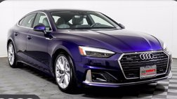 2020 Audi A5 Sportback 2.0T quattro Prestige