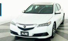 2017 Acura TLX Base