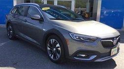 2018 Buick Regal TourX Preferred
