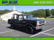 1989 Dodge  Reg. Cab 6.5-ft. Bed 4WD