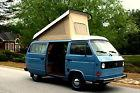 1981 Volkswagen Vanagon Camper