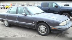 1993 Oldsmobile Ninety-Eight Regency Elite