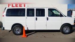2014 GMC Savana Passenger LS 1500