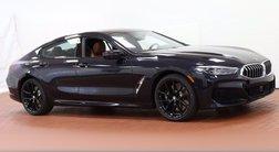 2022 BMW 8 Series 840i xDrive Gran Coupe