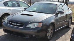 2007 Subaru Legacy 2.5 GT Limited