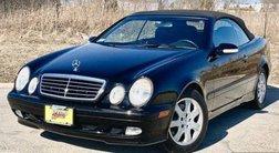 2001 Mercedes-Benz CLK-Class CLK 320