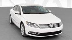 2013 Volkswagen CC R-Line Sedan 4D