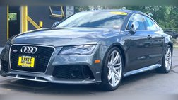 2014 Audi RS 7 4.0T quattro Prestige