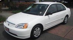 2003 Honda Civic GX