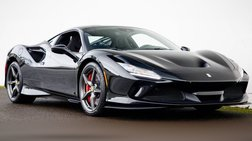 2020 Ferrari F8 Tributo Base