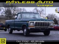 1978 Ford F-150 Base 4WD