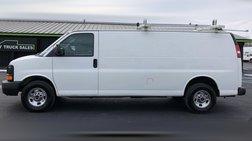 2014 GMC Savana Cargo 3500