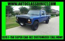 1979 Ford F-150 RE Runner Style