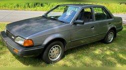 1989 Mazda 323 Base