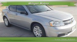 2013 Dodge Avenger SE V6 Fleet