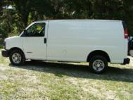 2003 Chevrolet Express Cargo Van 2500
