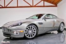2003 Aston Martin Vanquish V12