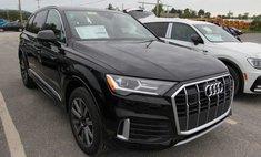 2022 Audi Q7 2.0T quattro Premium Plus