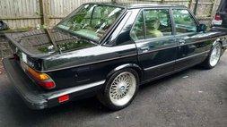 1988 BMW M5 Base