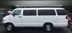 1995 Dodge Ram Wagon 3500