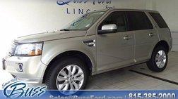 2014 Land Rover LR2 Base