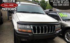 2002 Jeep Grand Cherokee 4dr Laredo