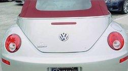 2009 Volkswagen New Beetle Blush Edition PZEV