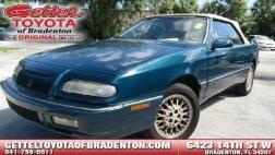 1995 Chrysler Le Baron GTC