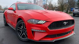 2019 Ford Mustang BASE