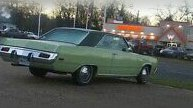 1973 Plymouth Scamp crome